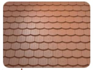 Dachówka ceramiczna BRAAS OPAL ŻŁOBKOWANY