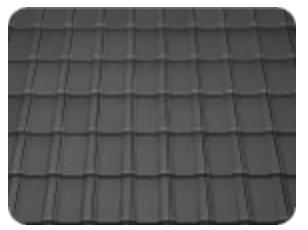 Dachówka ceramiczna BRAAS TOPAS 11v