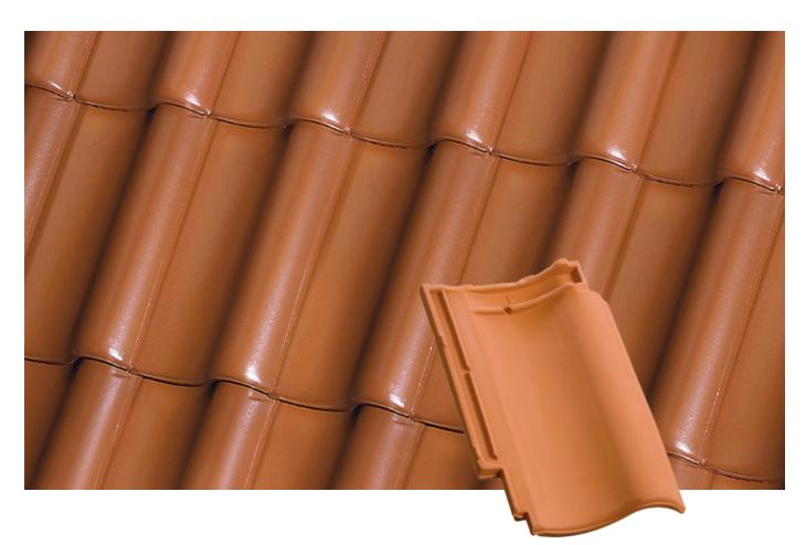Dachówka ceramiczna ROBEN BORNHOLM