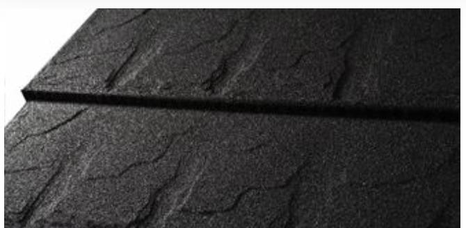 Metalowe dachówki z posypką skalną GERARD ALPINE