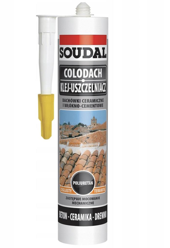 Soudal COLODACH - Klej do dachówek