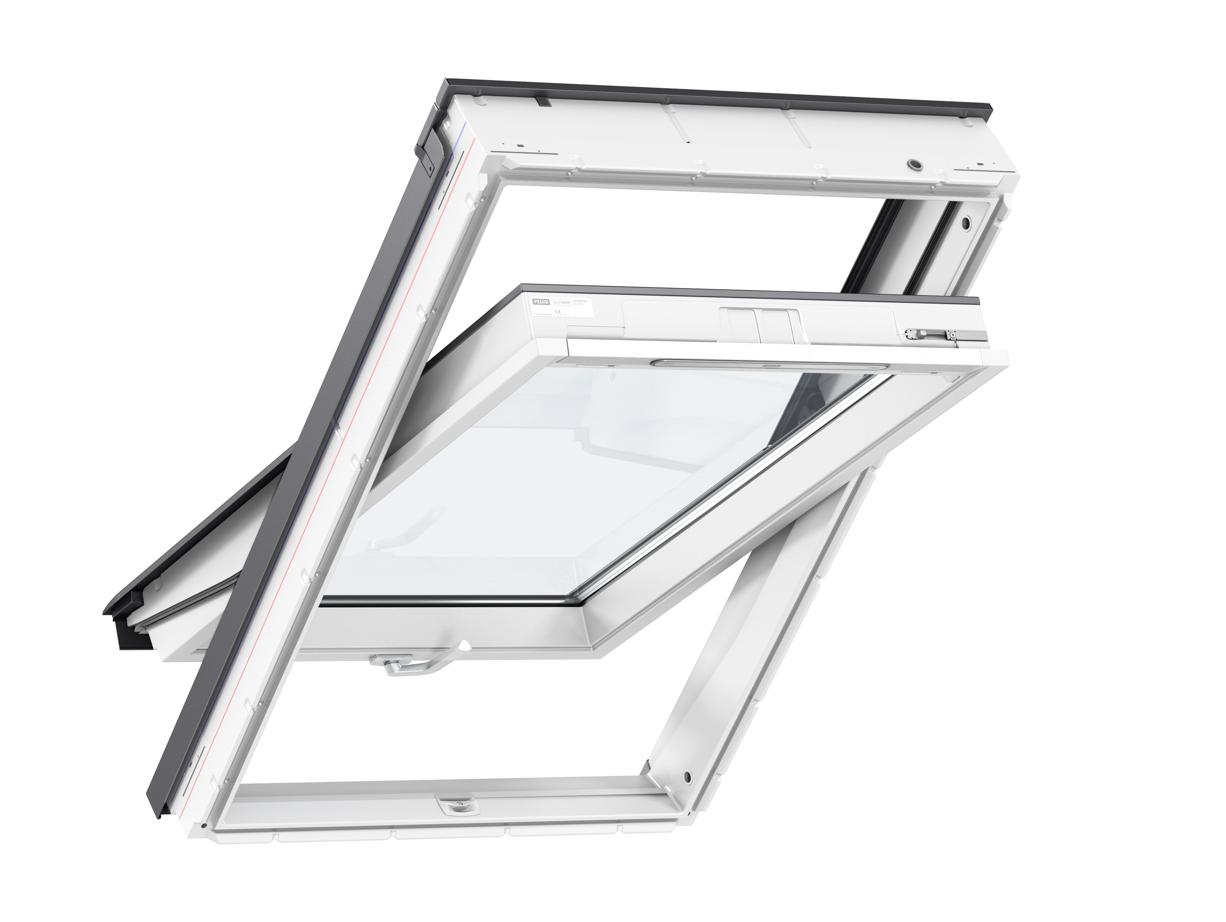 VELUX GLU okno dachowe DOLNE OTWIERANIE