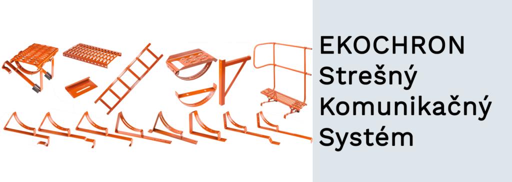 EKOCHRON - Strešný Komunikačný Systém