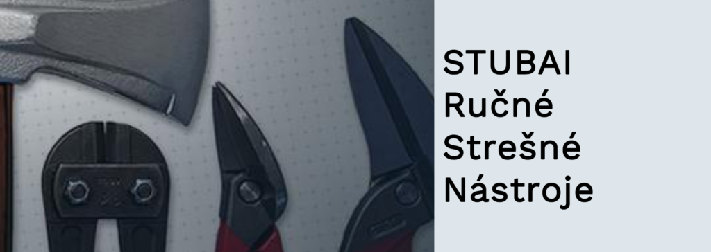 STUBAI - Ručné Strešné Nástroje